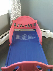 2 toddler beds minnie mouse and cars London Ontario image 2