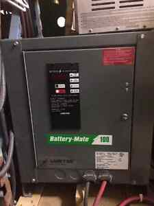 Fork Lift 36 Volt - 3 phase chargers