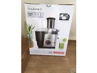 Bosch vita juice 4 new boxed