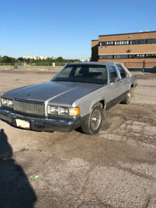 1988 Mercury Grand Marquis Excellent Condition