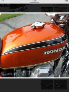 WANTED.....1969-75 Honda 750 Gas Tank