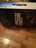 Playstation 4 The Last of Us NEW