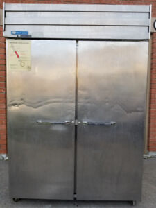 2 door SS FRIDGE 2 Door  Stainless Steel
