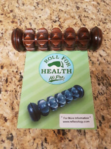 Message Reflexology Roller , Huge Health Benefit's