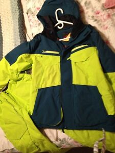 Armada ski jacket and pants
