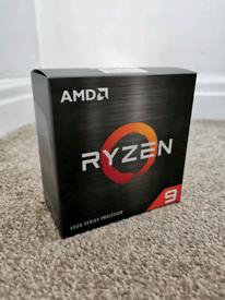 AMD Ryzen 9 5950X Desktop Processor CPU