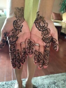 Henna art Cambridge Kitchener Area image 1