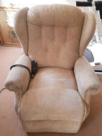 Sherborne electric riser recliner armchair