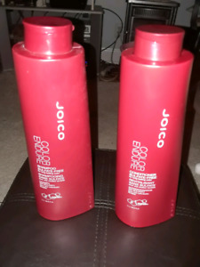 New joico shampoo and conditioner