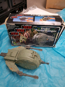 Star Wars Vintage Endor Forest Ranger with Box