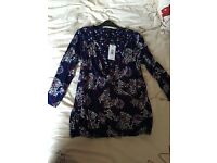 New with tags size 10 women's top