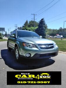 2009 Subaru Outback 2.5i - PZEV - SAFETY - ETEST - WARRANTY-