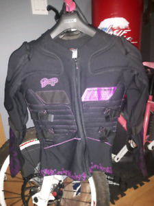 Women's/girls demon suit
