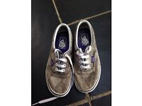 Genuine liberty vans in good used condition size 4