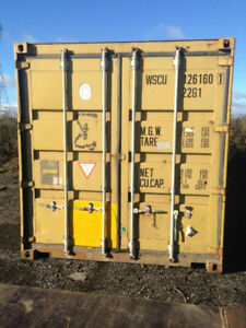Storage & Shipping Containers - SEA CANS on sale - call today