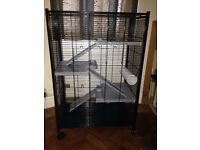Liberta pioneer rat/rodent cage
