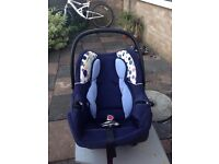 Car seat in good conditions