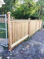 FENCE BUILDING SERVICE