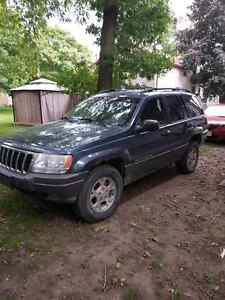 Great jeep for trade