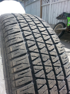 Used but decent all season tires for small SUV