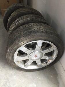 Escalade Rims Wheels 22