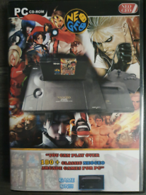 181 NEOGEO Arcade Games for PC