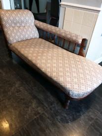Period Chaise Longue