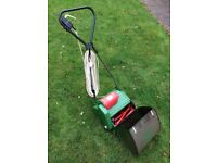 Qualcast Electric Punch Lawnmower EP30 or EP35