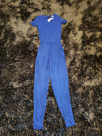 Brand new jumpsuit size 8