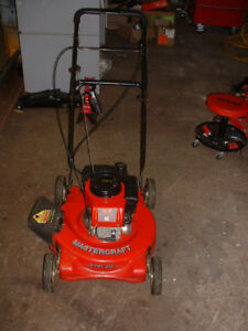 Lawn mower and other lawn and garden equipment repair