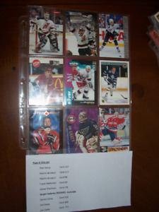 COLLECTABLE SPORTS CARDS - PART 2