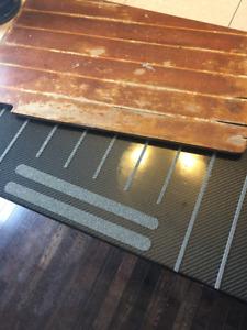 COMPOSITE CONSTRUCTION - Carbon, Kevlar, Fiberglass / Epoxy