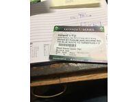 Ireland vs Fiji ticket