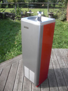 Vintage Texaco Drinking Fountain Cooler Pump