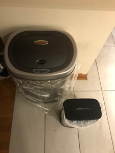 Selling Battery-operated Garbages