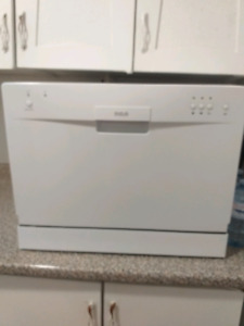 RCA counter top dishwasher rarely used $120