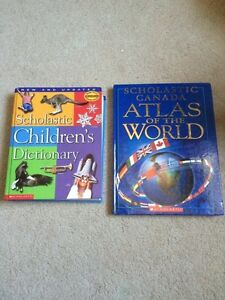 Children's Atlas and Dictionary Kitchener / Waterloo Kitchener Area image 1