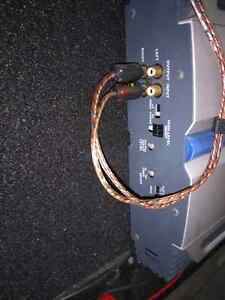 """12"""" infinity subs, amp, box, capacitor, and extras Cambridge Kitchener Area image 4"""