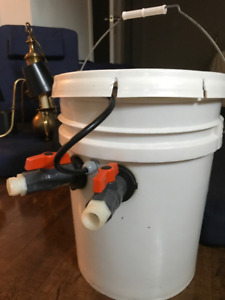 Boat Engine/AC Power Flush Unit