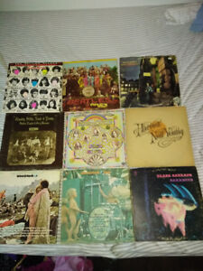 Fair prices paid for your vinyl records$$
