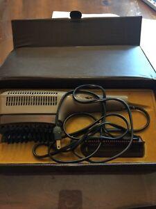 Schick hair dryer $20