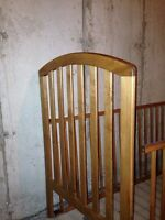 Baby crib - solid wood