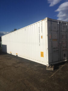 40ft HC One Trip Container
