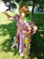 Une princesse pour la fête de votre enfant