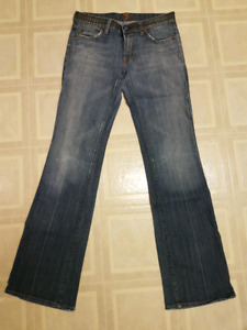 Women's 7 For All Mankind Boot Cut Jeans