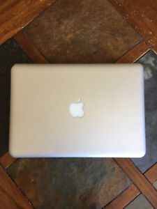 "13"" MacBook Pro mid-2010 with 500 GB SSD"