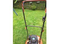 Honda Flymo petrol lawnmower £160