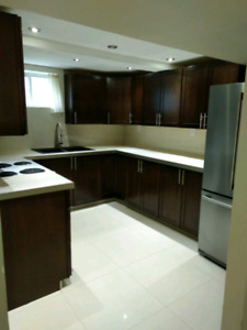 Clean 2 bedroom basement apartment for rent in Scarborough