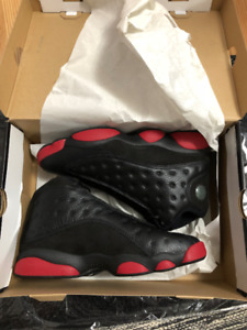 Air Jordan 13 3M / Grey Toe / Dirty Breds