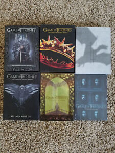 Game of Thrones Season 1-5 | $100.00